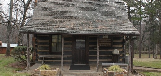 Sequoyah's Cabin