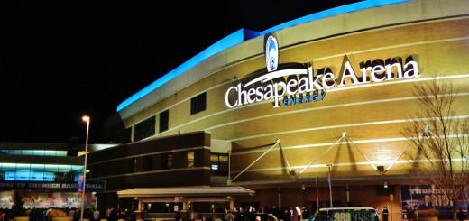 Chesapeake_energy_arena_night