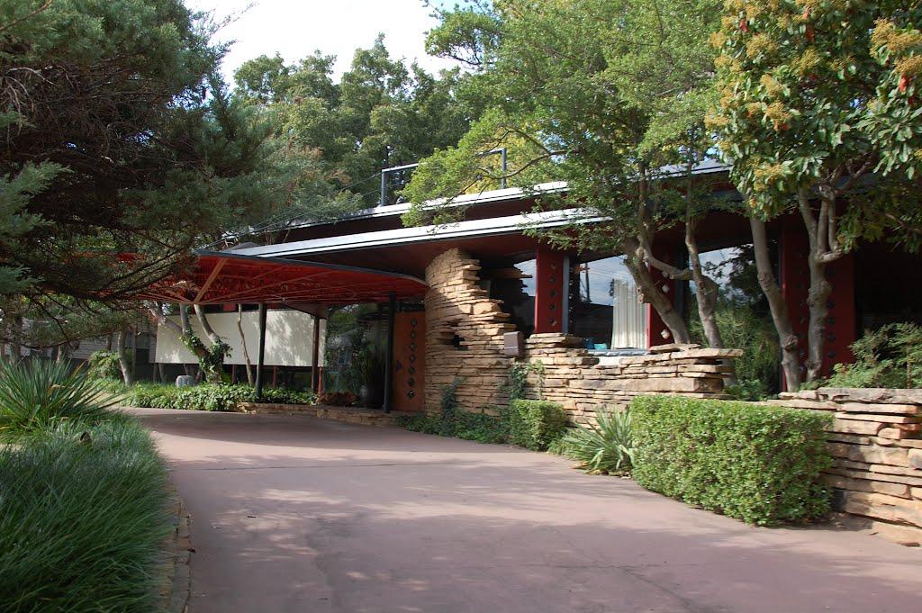Bruce Goff Ledbetter House Architecture For Non Majors
