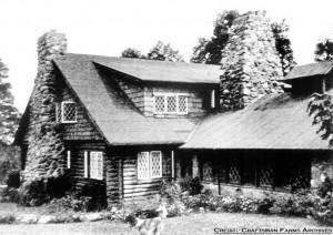 Gustav main house