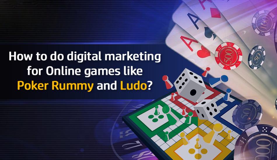 digital marketing for online games